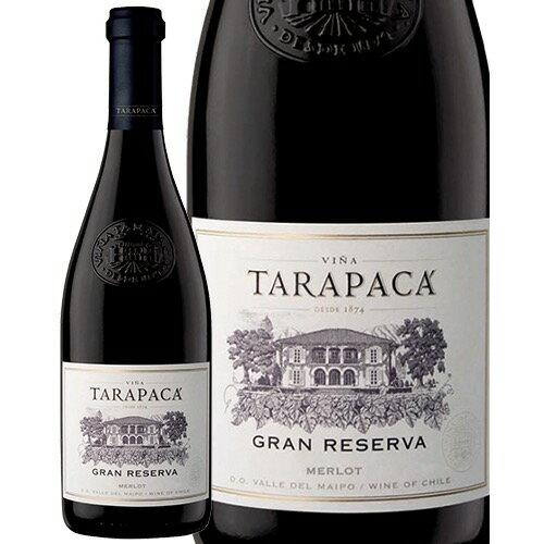 【あす楽】 タラパカ グラン レゼルバ メルロー 750ml チリ