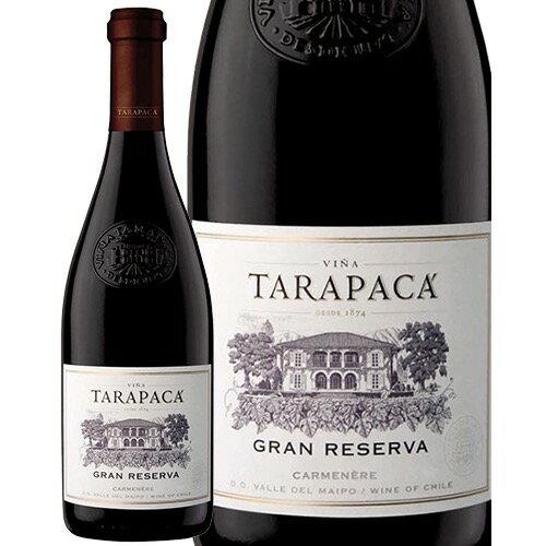 【あす楽】 タラパカ グラン レゼルバ カルメネール 750ml チリ