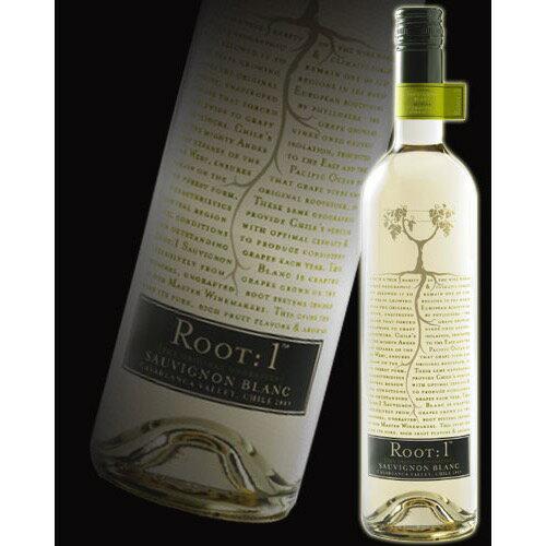 ルートワン ソーヴィニオン(ヨン) ブラン 白ワイン 辛口 チリ ROOT1 750ml