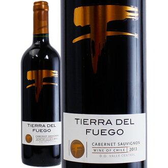 Tierra del Fuego classic Cabernet Sauvignon 750 ml red wine Chile