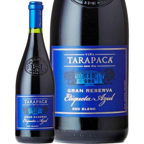 タラパカ ブルーラベル 750ml 赤ワイン チリ