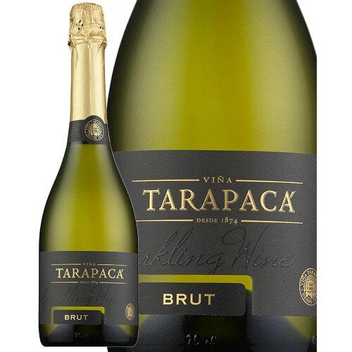 【あす楽】 タラパカ スパークリング ブリュット 750ml スパークリングワイン チリ
