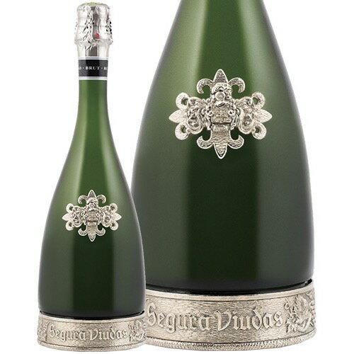 セグラ ヴューダス ブルート レゼルバ エレダード スパークリングワイン 白 辛口 ブリュット 750ml