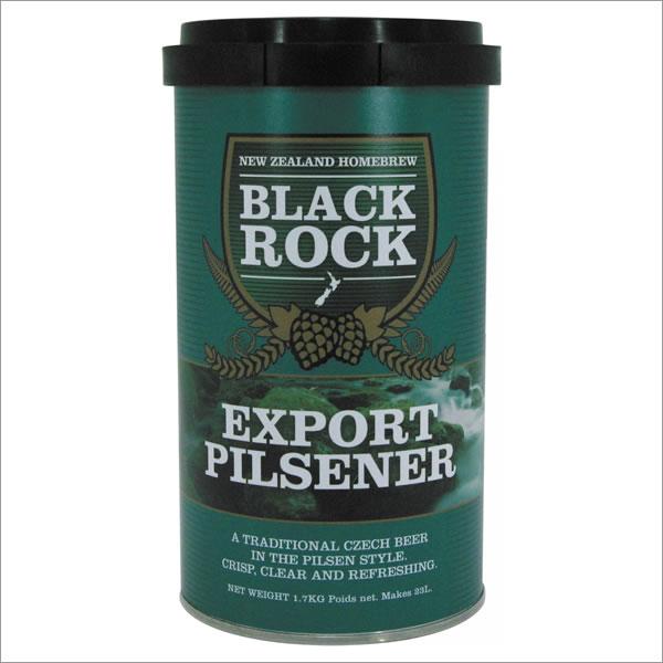 ブラックロック エキスポートピルスナー 1700g