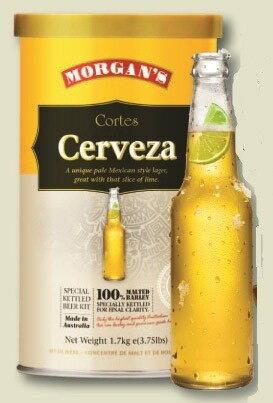 Morgans コルテス セルベッサ/CORTES CERVEZA 1700g
