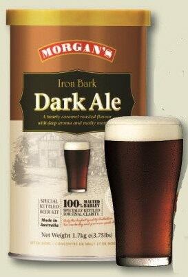 Morgans・アイアンバーク ダーク エール 1700g