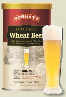 Morgans・ゴールデン シェーフ ウィート 1700g