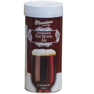 Muntons Connoisseurs Nut Brown Ale ナッツブラウンエール
