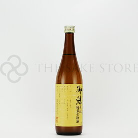 美和桜(みわさくら) 御結(おむすび) 生もと純米生原酒 720ml