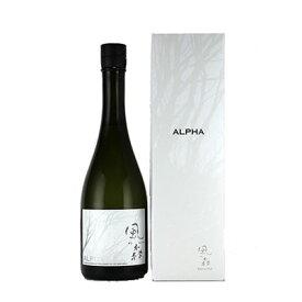 風の森(かぜのもり) ALPHA(アルファ) TYPE2(タイプ2) 純米大吟醸 秋津穂(あきつほ)22 720ml