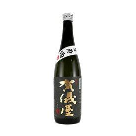 賀儀屋(かぎや) 純米吟醸 無濾過生原酒 黒ラベル 720ml