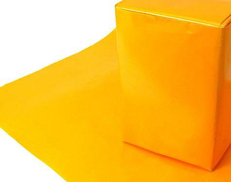 包装紙 【イエロー・ブルー・ブラウン】  【箱付き商品用】 (ページ上で箱が付いている商品の包装です)
