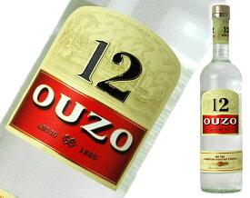 ウゾ12 OUZO12 700ml 40度