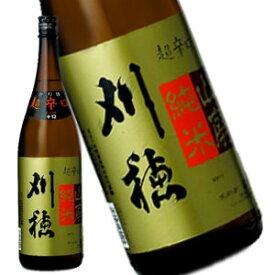 刈穂 山廃純米 超辛口+12 1800ml