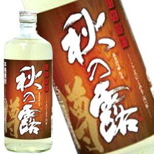 常楽酒造 秋の露・樽 720ml