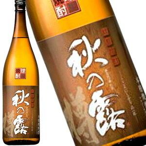 常楽酒造 秋の露・樽 1800ml