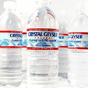 [予約販売]【9月10日出荷開始】クリスタルガイザー[CRYSTAL GEYSER] 500ml×24本 天然水[水・ミネラルウォーター]ナチュラルウォーター[税別]