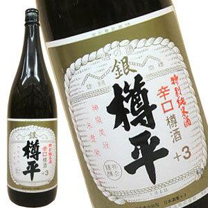 樽平 特別純米酒 銀 樽平 1800ml