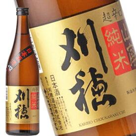 刈穂 山廃純米 超辛口+12 720ml