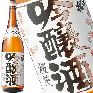 出羽桜 桜花 吟醸 火入れ 1800ml