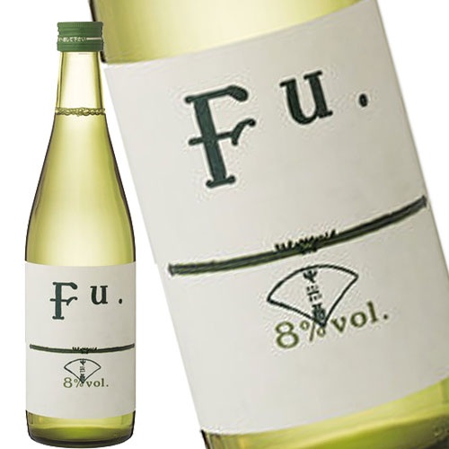 富久錦 純米原酒Fu. 500ml