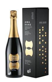 出羽桜酒造 AWA SAKE 720ml(ギフト化粧箱付)