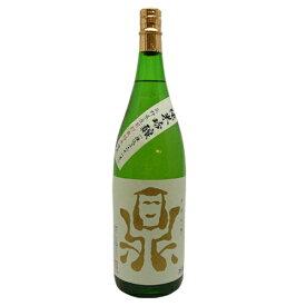 鼎 純米吟醸 1.8L【長野県】【日本酒、超軟水『黒耀水』使用、フルーティ、旨味と香りが広がる、後味が良い】【贈答品】