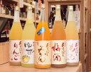 【送料無料(※北海道・東北・沖縄を除く)】梅乃宿ファンに贈る人気商品飲み比べ1800mlセット!5種類の中からお好み…