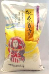 日本の米づくり百選の地 宮崎県えびの市産 えびのひのひかり 5kg [JAえびの]