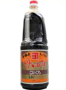 カネヨ販売 母ゆずり 濃口(こいくち) 1800ml 九州・鹿児島醤油