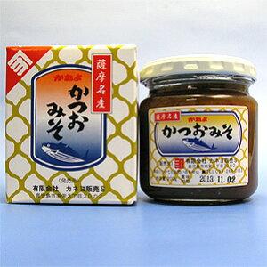 カネヨ販売 薩摩名産 かつおみそ 200g (枕崎産かつおぶし使用)