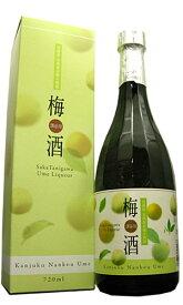 □宮崎県 松の露酒造 酒谷川(さかたにがわ) 梅酒 720ml 12度【化粧箱入り】