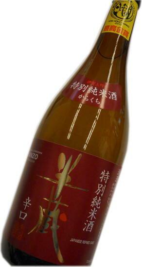 大田酒造 半蔵 特別純米酒 720ml