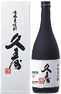 宮崎本店 本格麦焼酎 久寿 720ml 25度