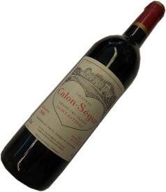 ハートのマークの平成8年誕生年ワイン 1996年 シャトー・カロン・セギュール 箱入りギフトラッピング [1996] Chateau Calon Segur サンテステフ各付け3級