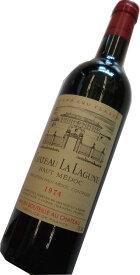 昭和49年の誕生年ワイン 1974年 シャトー・ラ・ラギューン 箱入りギフトラッピング [1974] Chateau La Lagune オー・メドック格付け3級