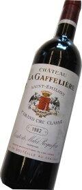 昭和57年の誕生年ワイン 1982年 シャトー・ラ・ガフリエール 箱入りギフトラッピング [1983] CHATEAU la Gaffeliere プルミエ・グラン・クリュ・クラッセ
