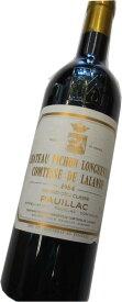 昭和59年の誕生年ワイン 1984年 シャトー・ピション・ロングヴィル・コンテス・ド・ラランド 箱入りギフトラッピング [1984] PICHON LONGUEVILLE COMTESSE DE LALANDE サン・テステフ格付け2級
