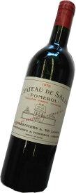 昭和51年の誕生年ワイン 1976年 シャトー・ド・サル 箱入りギフトラッピング [1976] Chateau DE Sales