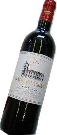 平成9年の誕生年ワイン 1997年 シャトー・ラグランジュ 箱入りギフトラッピング [1997] CHATEAU LAGRANGE サンジュリアン格付け3級