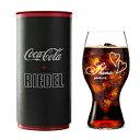 【名入れ彫刻グラス】送料無料!RIEDEL(リーデル)グラス「コカ・コーラ リーデル2414ー21(チューブ缶)」480CC 1個…