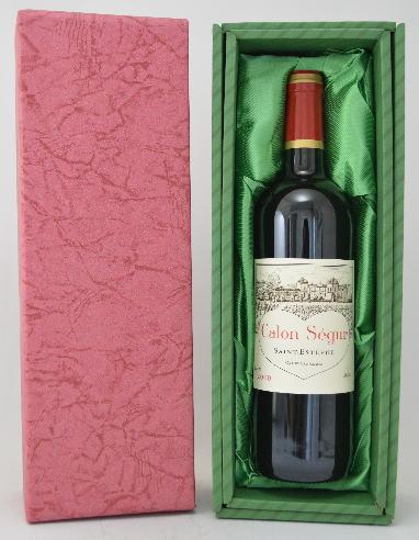 *【送料及びクール代金無料】シャトー・カロン・セギュール [2009] 赤 750ml【緑ギフトBOX入】Chateau Calon Segur 2009