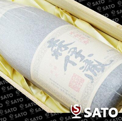 初代 森伊蔵 25度 1800ml 木箱入【ギフトに】【送料無料】【包装に小さなヤブレ・シミなどがあります】
