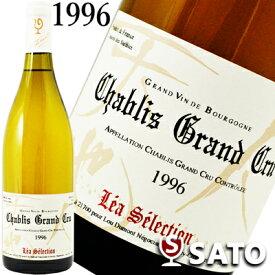 *ルー・デュモン レア セレクション シャブリ グラン・クリュ 1996 白 750ml 【5月〜9月はクール便配送となります】