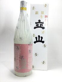 立山 吟醸 1.8L 化粧箱入