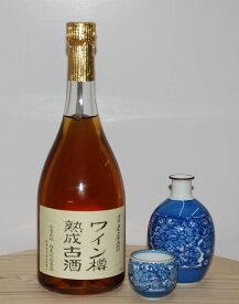 達磨正宗 1984年(昭和59年BY)ワイン樽漬 720ml 記念酒 熟成酒 古酒 昭和 ヴィンテージ 希少品 父の日 プレゼント 酒のたなか