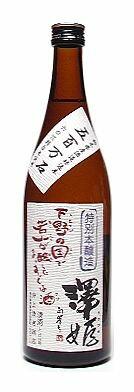 【消費税別7000円以上で送料無料】井上清吉商店 澤姫 真・地酒宣言 純米吟醸 720ml