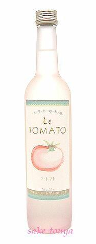 合同酒精 リキュール18°La TOMATO(ラ・トマト) 500ml