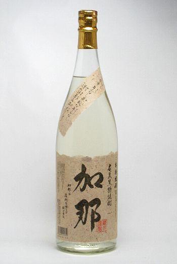 西平酒造 黒糖焼酎25° 加那 1800ml