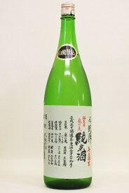 悦凱陣【純米】山廃純米亀の尾(海老名)〔生酒〕1800ml